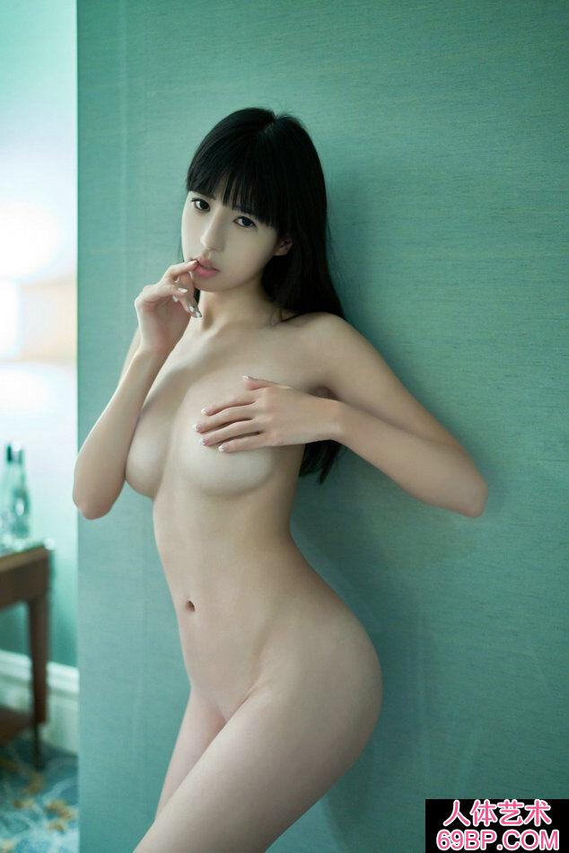 长头发美人艾栗栗超唯美人体摄像